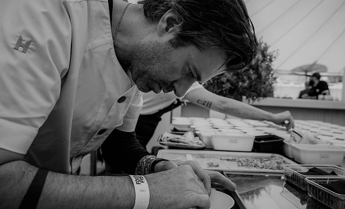 FoodFest Cadzand - Sergio Herman