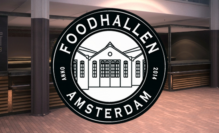 logo foodhallen Amsterdam