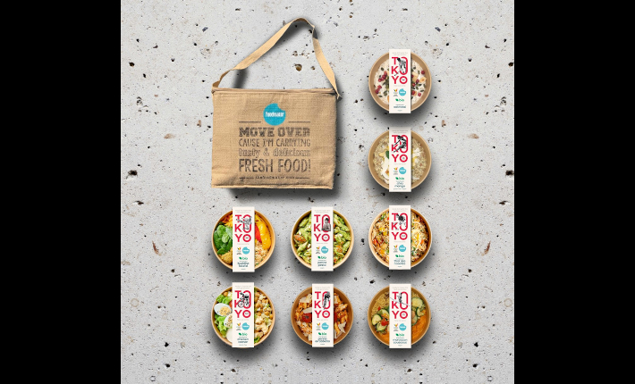 Foodmaker - Team Belgium Vedge Bag