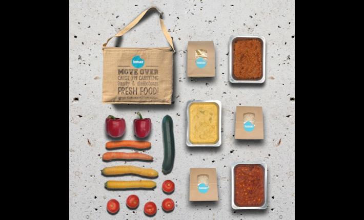 Foodmaker Vedge Bag - Cook Your Own Dinner