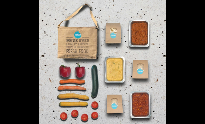 Foodmaker Vedge Bag - Cook Your Own Dinner