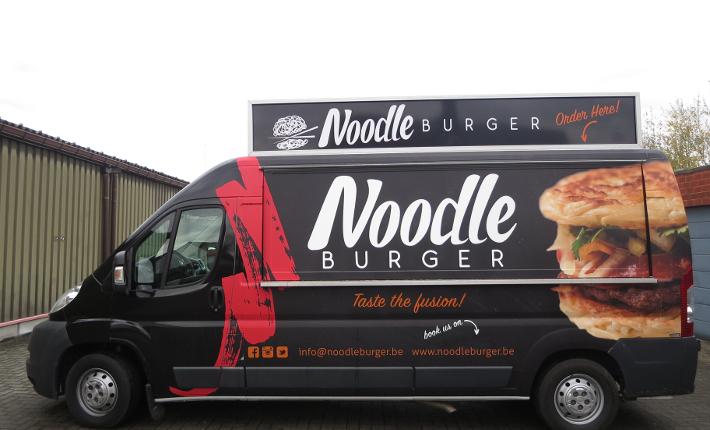Foodtruck Noodle Burger HT