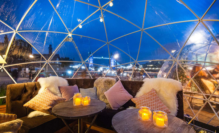 Pop-up IGLOOS