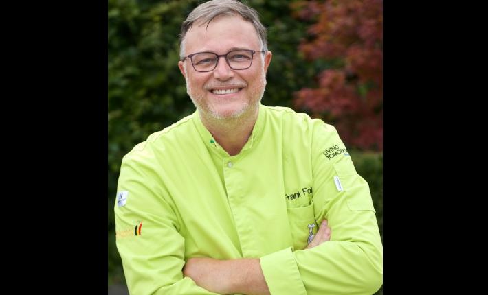 Frank Fol, The Vegetables Chef® en oprichter van We're Smart®