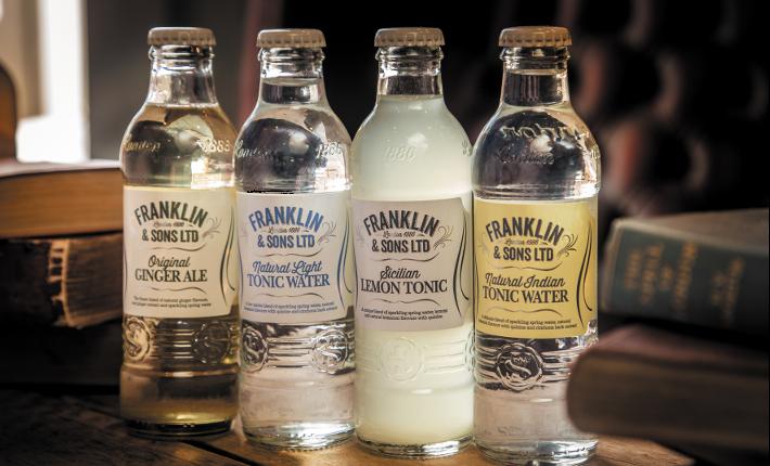 Franklin Sons Tonics