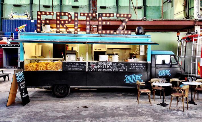 Dutch Food Truck Special