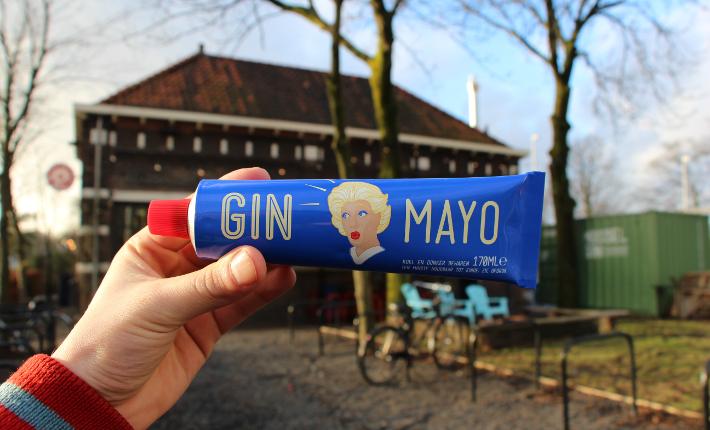 Gin mayo by Mossel & Gin