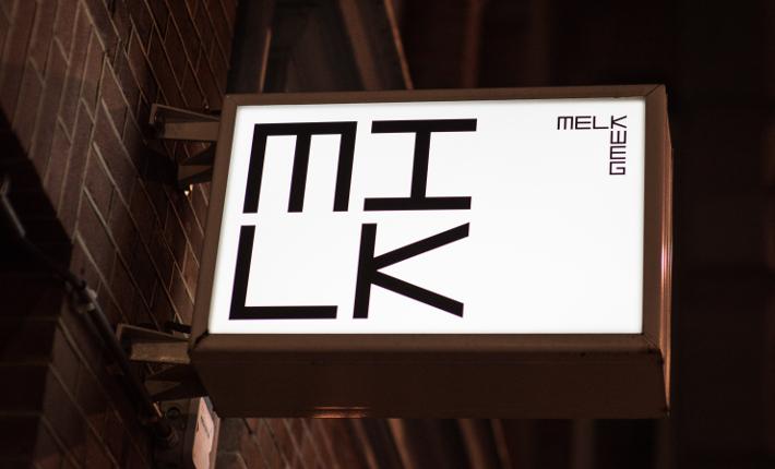 Milk Café & Restaurant (credits - Reinout Bos)