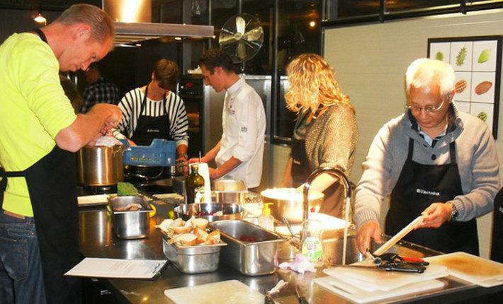Kookworkshop De Groene Schuur