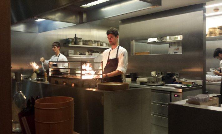 Restaurant Open Keuken Antwerpen : Dos Palillos de nieuwe generatie open keuken