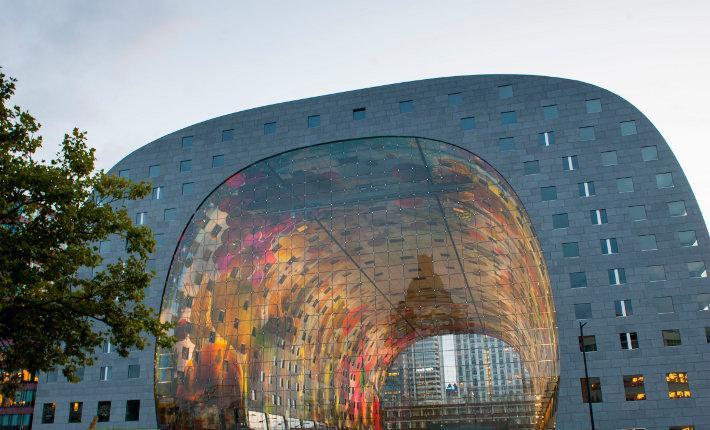 Markthal Rotterdam By Jan van der Ploeg