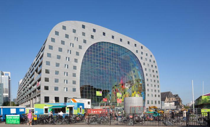 Markthal Rotterdam by Ossip van Duivenbode