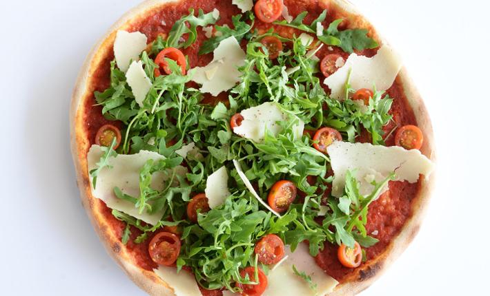 Happy Italy pizza