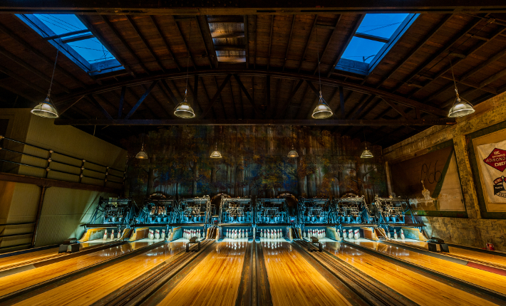 Highland Park Bowl - photo credit Wonho Frank Lee