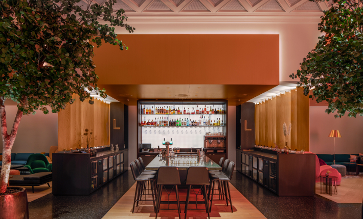 Hotel Norge, lobby bar- credits Wouter van der Sar for concrete