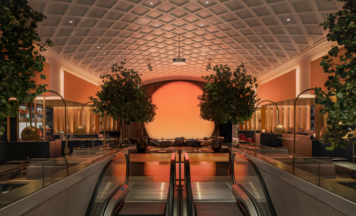Hotel Norge the lobby - credits Wouter van der Sar for concrete