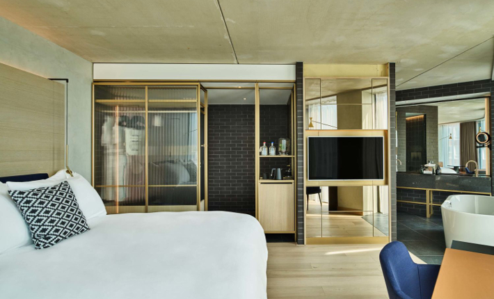 Hotelroom QO hotel Amsterdam
