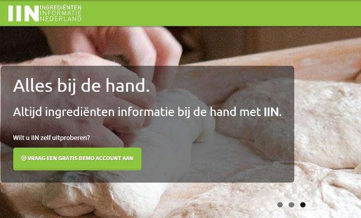 Ingrediënten Informatie Nederland