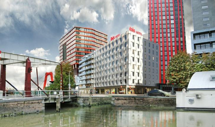 Ibis Rotterdam City Centre 3
