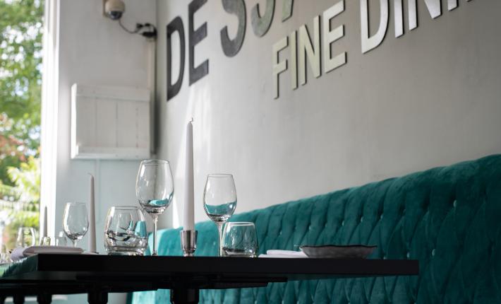 Restaurant De Sjalot, Nijmwegen   Credits: Corina van Manen, Foodlovestories.nl