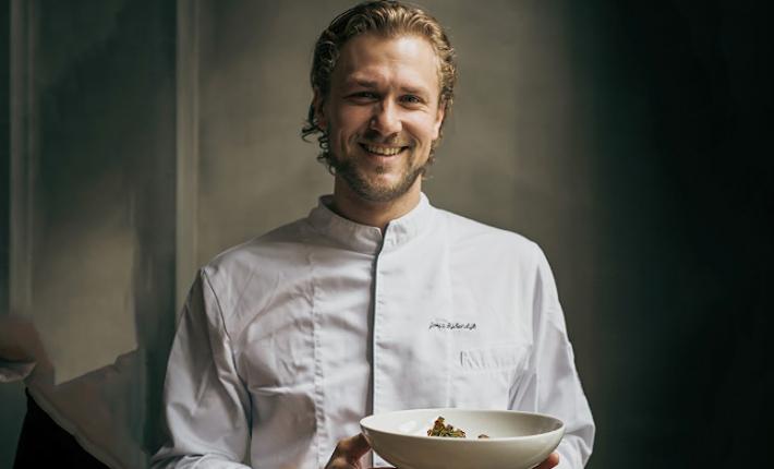 Joris Bijdendijk from restaurant RIJKS