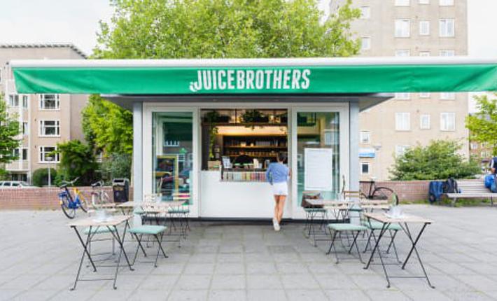 JuiceBrothers kiosk