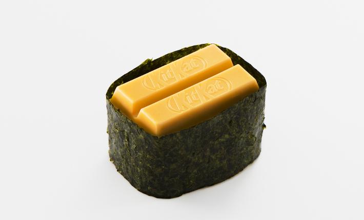 KITKAT Chocolatery Sushi Sea Urchin