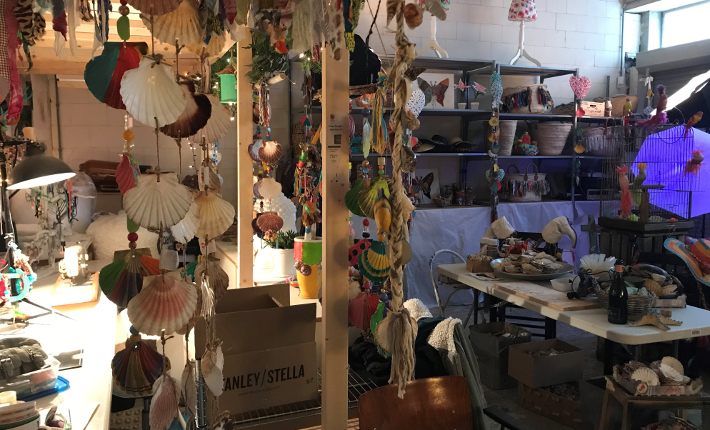 Keuken Atelier in de Koskmes Experience Store