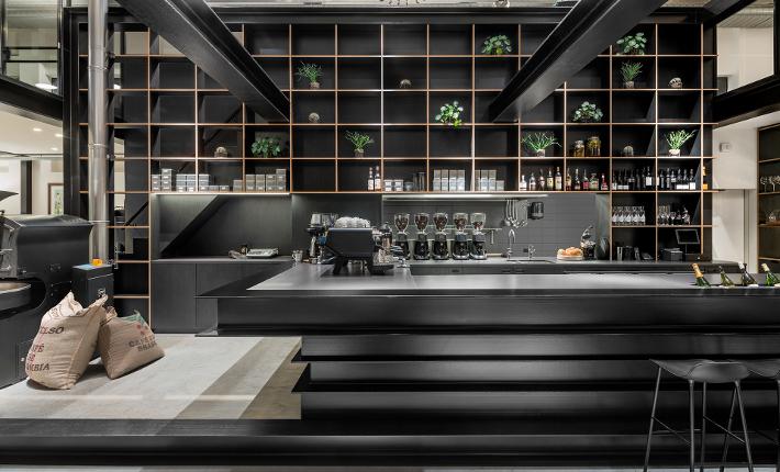 Capriole cafe Bar