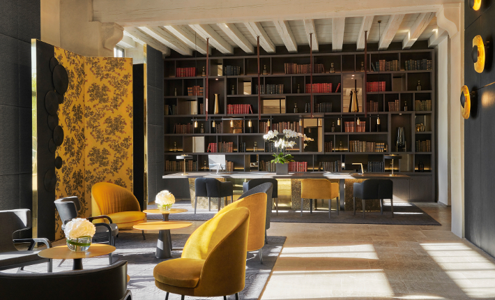 Lobby Grand Hôtel Dieu l credits Eric Cuvillier