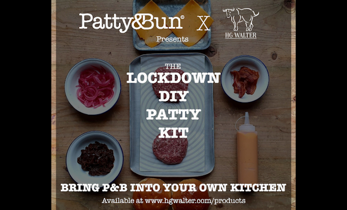 Lockdown Kit by Patty&Bun X HG Walter