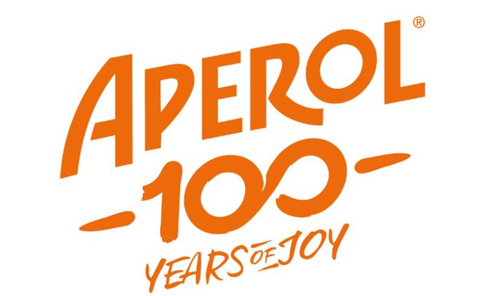 Aperol 100 years of joy