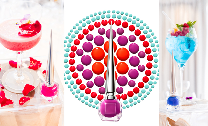 Christian Louboutin Pop-up nail bar