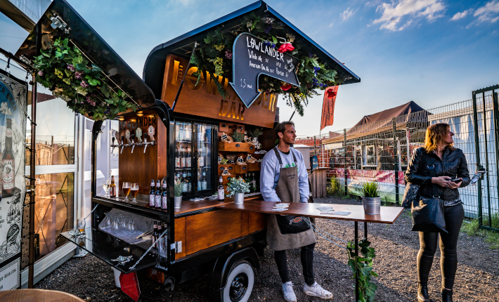 Lowlander Botanical Brew Bar