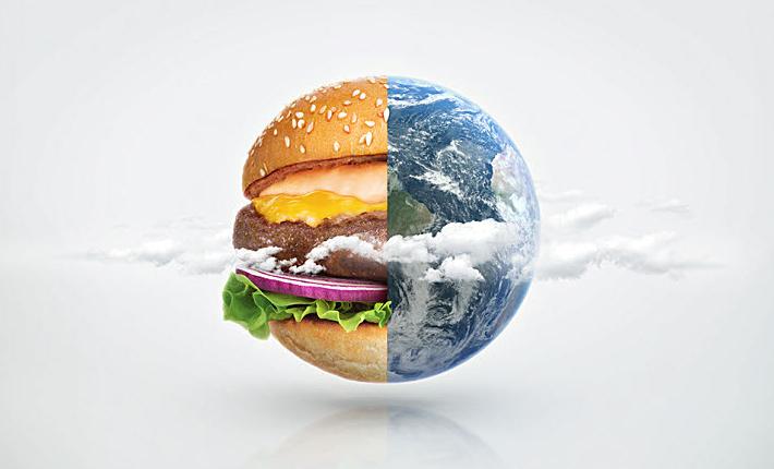 MAX Burgers - Climate-positive burgers