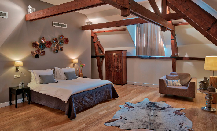 ML Haarlem hotelkamer, credits Dongen