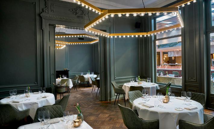 ML Haarlem restaurant stijlkamer, credits Dongen