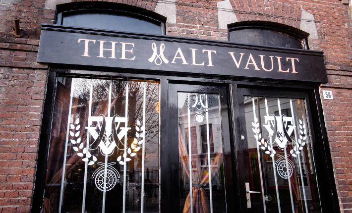 The Malt Vault