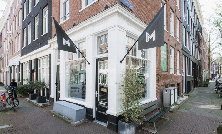 Matcha Mafia in Amsterdamse pijp l credits Alexander Sporre photography