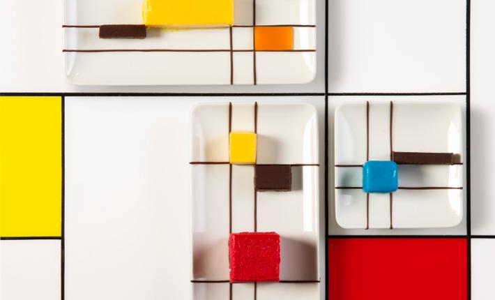 Maison van den Boer - Mondriaan