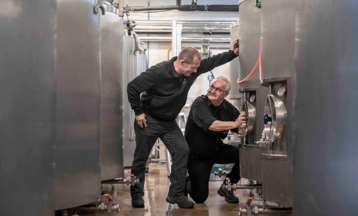 Nederlands eerste witbier Witte Raaf terug van weggeweest
