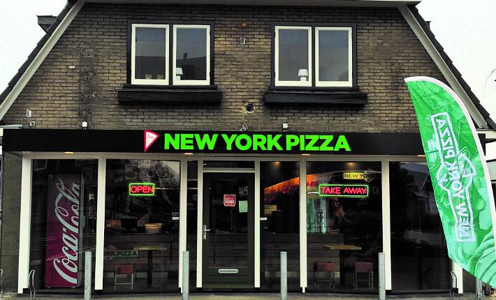 New York pizza vestiging