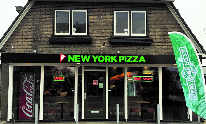 New York pizza vestiging