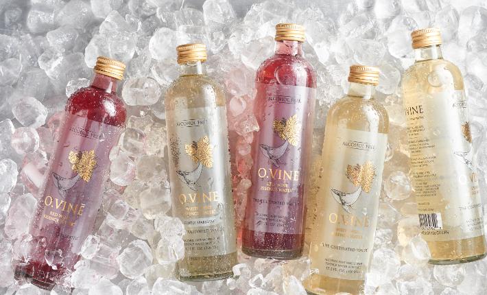 O.Vine wine essence water