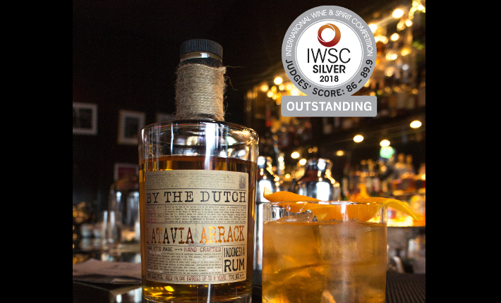 Oude Fashioned, Freddys, IWSC, SIlver-OUT 2018