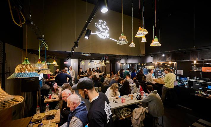 Pitaya Thaï Street Food opened in Antwerp