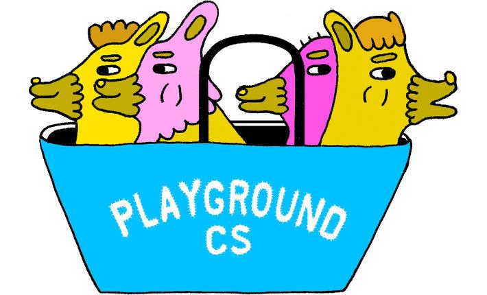 Playground CS logo