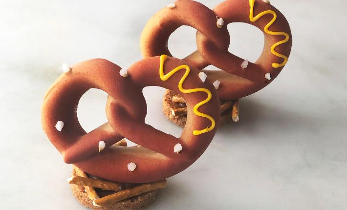 Pretzel by Dominique Ansel Bakery in Soho
