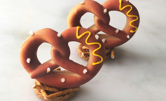 Pretzel by Dominique Ansel Bakery in Soho