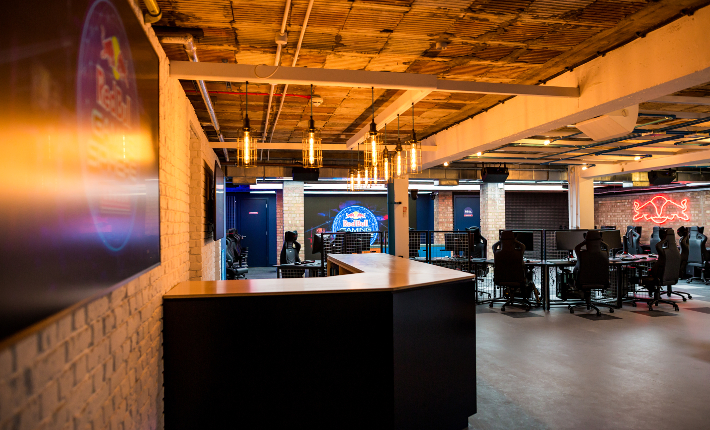 Red Bull Gaming Sphere